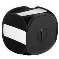walimex Pop-Up Lichtwürfel 40x40x40cm black Nr. 16631