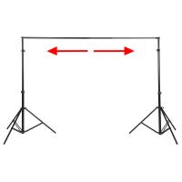 walimex XXL Hintergrundsystem, 190-465cm Nr. 16955