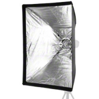 walimex pro easy Softbox 70x100cm Hensel EH Nr. 17258