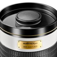 walimex pro 800/8,0 DX Spiegeltele für Sony NEX Nr. 17372