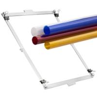 walimex Farbfilter-Set für Hintergrundreflektor Nr. 14526