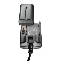 walimex pro Macro LED Ringlicht DSR 232 Set Nr. 20951