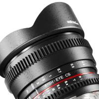 walimex pro 8/3,8 Fish-Eye VCSC Samsung NX Nr. 18399