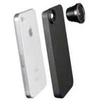 walimex Fish-Eye Objektiv für iPhone 4/4S Nr. 18426