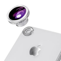 walimex Set Fisheye and Panorama Lens for iPhone No. 18669
