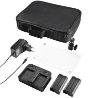 walimex pro LED Videoleuchte Bi-Color 312 LED Nr. 17813