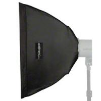 walimex pro Softbox 60x60cm for Multiblitz P No. 15996