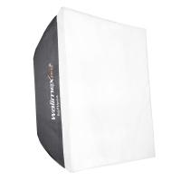 walimex pro Softbox 60x60cm + Universal-Ada. Nr. 16901
