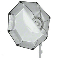 Octagon Softbox 90cm for Multiblitz P No. 16068