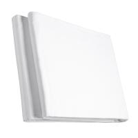 walimex Stoffhintergrund 2,85x6m, Arctic White Nr. 18865