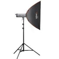 walimex pro Softbox PLUS OL 60x90cm Aurora/Bowens Nr. 19222
