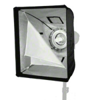 walimex pro Softbox PLUS 40x50cm für Profoto Nr. 16138