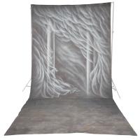 walimex pro Motiv-Stoffhintergrund Silk, 3x6m Nr. 15833