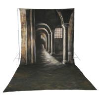 walimex pro Motif Cloth Background Gothic, 3x6m No. 15918