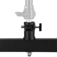 walimex Doppel-Haltearm für Deckenschienensystem Nr. 16555