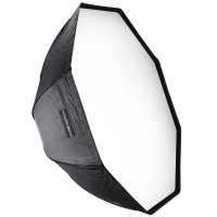 walimex pro easy Softbox Ø120cm Aurora/Bowens Nr. 17290