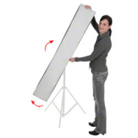 walimex pro Striplight 30x120cm for Hensel Nr. 16108