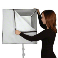 walimex pro Softbox 60x60cm Hensel Nr. 15991