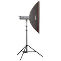 walimex pro Softbox OL 22x90cm Multiblitz V Nr. 19015