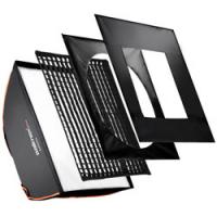 walimex pro Softbox PLUS OL 60x60cm Multiblitz P Nr. 19191