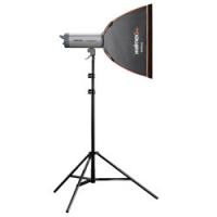 walimex pro Softbox OL 90x90cm Broncolor Nr. 18971