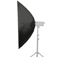 walimex pro Softbox PLUS 80x120cm für Multiblitz P Nr. 16165