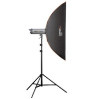 walimex pro Softbox PLUS OL 30x120cm Balcar Nr. 19291