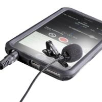 walimex pro Lavalier Mikrofon für Smartphone Nr. 20669