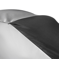walimex pro Schirmsoftbox Reflektor, 109cm Nr. 17653