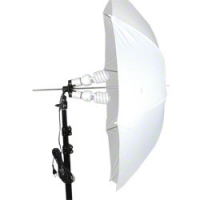 walimex 4-fach Lampenhalterung mit 4 Tageslampen Nr. 15405
