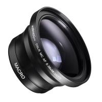 walimex pro Makro-Fish Eye Vorsatzlinse 0.38x58# Nr. 20304
