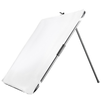 walimex pro Reflector Panel with Barn Doors, 1x1m Nr. 18603