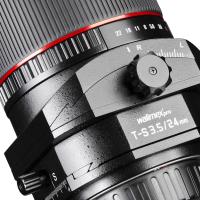 walimex pro 24/3,5 T-S CSC 4/3 schwarz Nr. 20136