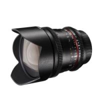walimex pro 10/3,1 VDSLR Nikon F schwarz Nr. 20182