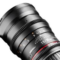 walimex pro 35/1,5 VCSC Objektiv für Canon M schwarz Nr. 20110