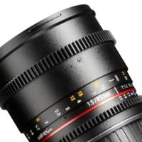 walimex pro 85/1,5 VDSLR Objektiv für Canon M Nr. 20126