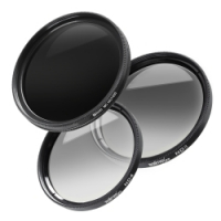 walimex pro Graufilter Komplett Set 58 mm Nr. 20424