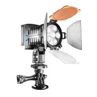 mantona Adapter 1/4Zoll Schraube auf GoPro Gewinde Nr. 20233
