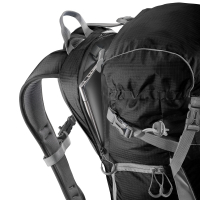 mantona Elements Outdoor Rucksack schwarz Nr. 20756