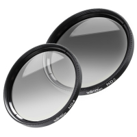 walimex Graufilter-Set ND4 & ND8 52 mm Nr. 17889