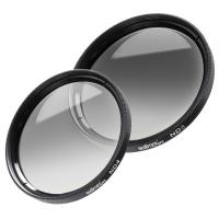 walimex Graufilter-Set ND4 & ND8 58 mm Nr. 17891