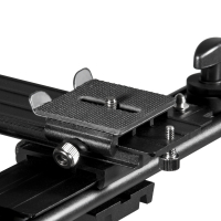 walimex Makro Blitzschiene Pro mit Y-Kabel Canon Nr. 17878