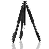 walimex pro FT-665T Stativ 185cm + Pro-3D Neiger Nr. 18835