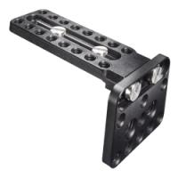 walimex pro Aptaris Cold Shoe Mounting Plate Set No. 20462