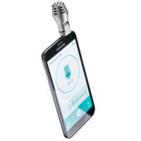 mantona Mikrofon für Smartphone Nr. 21151