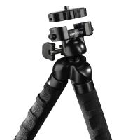 mantona Multiflex-Stativ M 27cm schwarz Nr. 20547