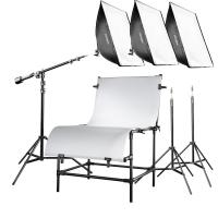 walimex pro Video Aufnahmetisch Set Nr. 21443