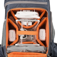mantona elementsPro Kamera- und Drohnenrucksack Nr. 21313