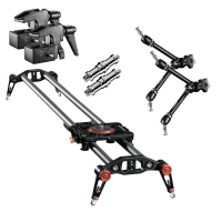 walimex pro Carbon Video Slider 100 Support Set Nr. 22024