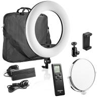 Walimex pro LED Ringleuchte Medow 960 Pro Bi Color Nr. 22043